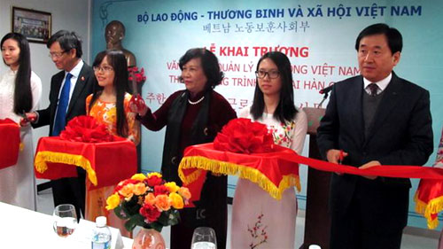 Labour Management Office opens in RoK